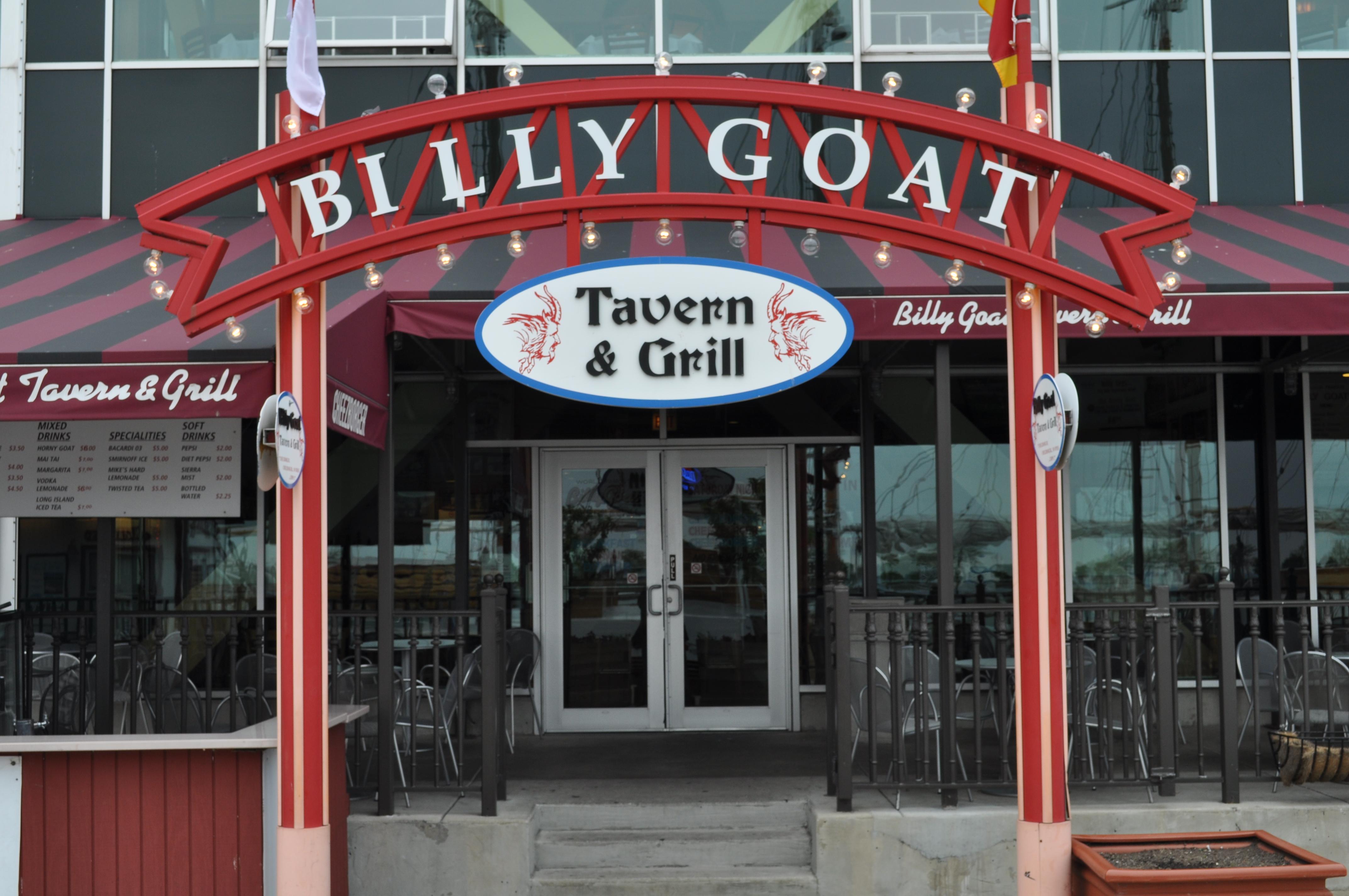 Bg navy pier 03 the world famous billy goat tavern - Chicago flower and garden show 2017 ...